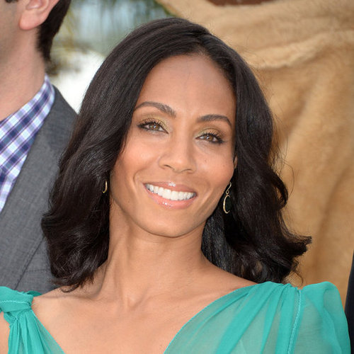 Jada Pinkett Smith at the Madagascar 3 Photocall