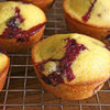 Blueberry Cornbread Muffins Recipe