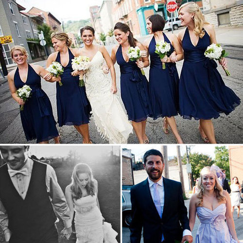 Fab readers shared their personal wedding dress photos — see them all now.