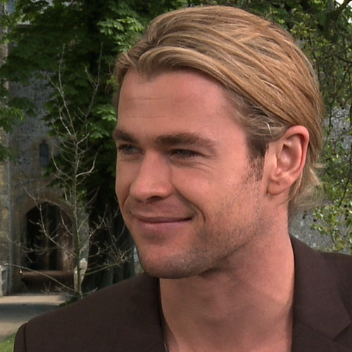 Chris Hemsworth Snow White and the Huntsman Video Interview
