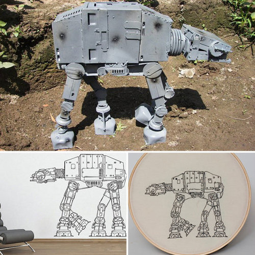 Star Wars AT-AT Gifts and Goods
