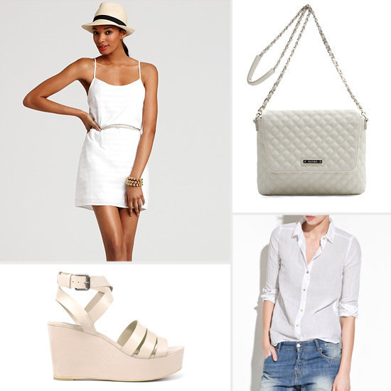 Do the white thing for Spring: shop 30 crisp pieces, all under $50.