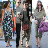 Get a glimpse of the most fashionable jumpsuit styles on celebs this season!