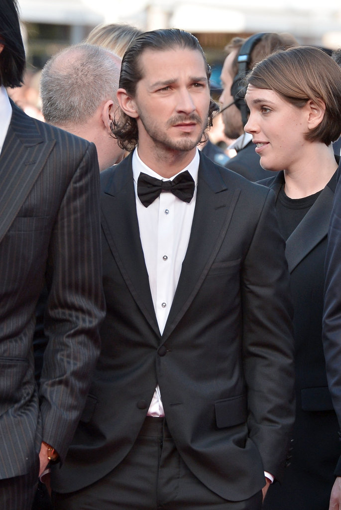Shia and Tom Suit Up For a Lawless Premiere With Gorgeous Jessica Chastain