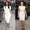 New-Look Kim Kardashian Goes Demure And Ladylike In London
