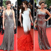 British Stars' Fashion at Cannes Film Festival