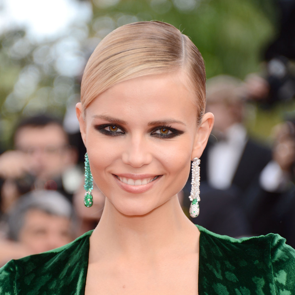 Natasha Poly at the Madagascar 3 Premiere