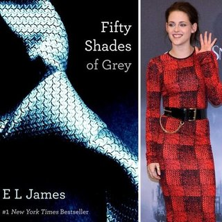 Stars Reading Fifty Shades of Grey Video