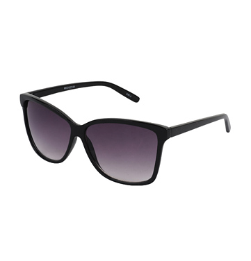 You can't go wrong with a classic shape and a slightly glamorous oversized silhouette.  Forever 21 F5264 Square Sunglasses ($6)