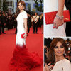 Cheryl Cole&#039;s Cannes Film Festival Stephane Rolland Gown