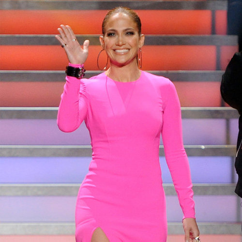 Jennifer Lopez Style on American Idol