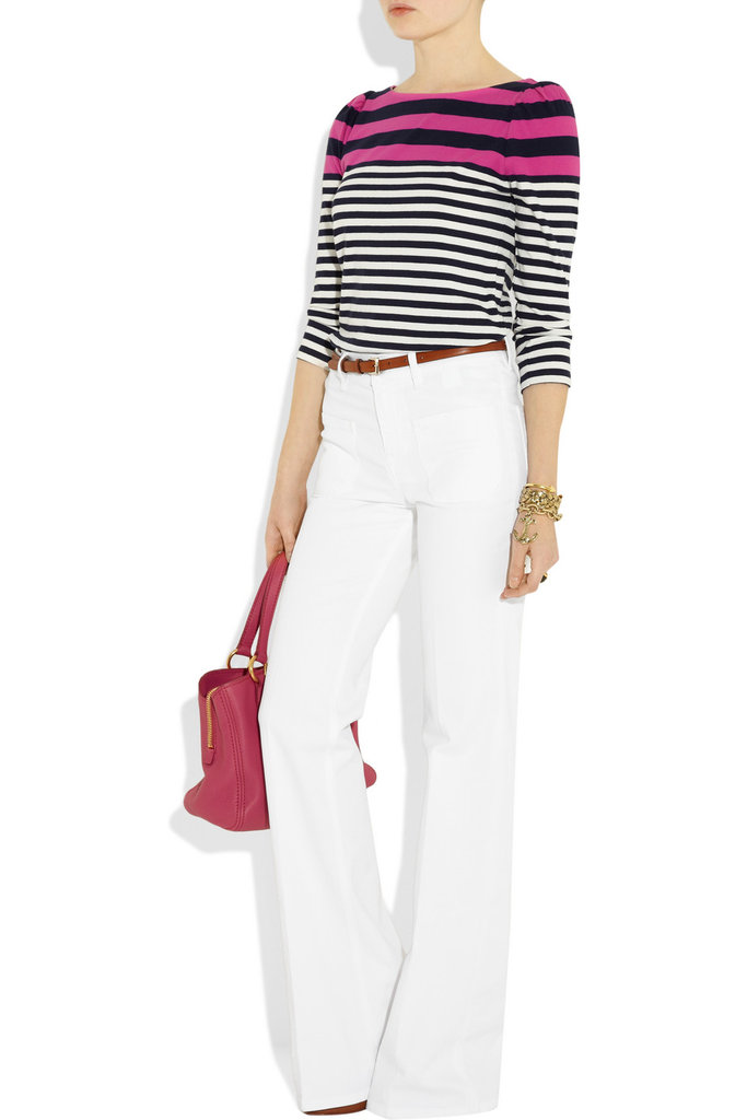 Notify Opium High-Rise Flared Jeans ($275)