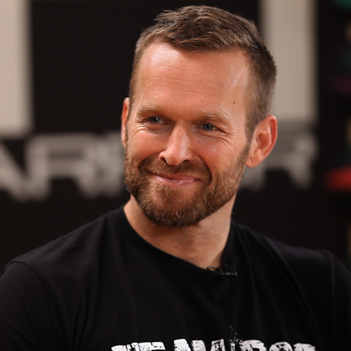 The Biggest Loser's Bob Harper on His at-Home Weight Loss Tips