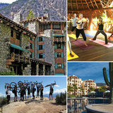 Not Content to Lounge? Our Favorite Healthy Vacation Destinations