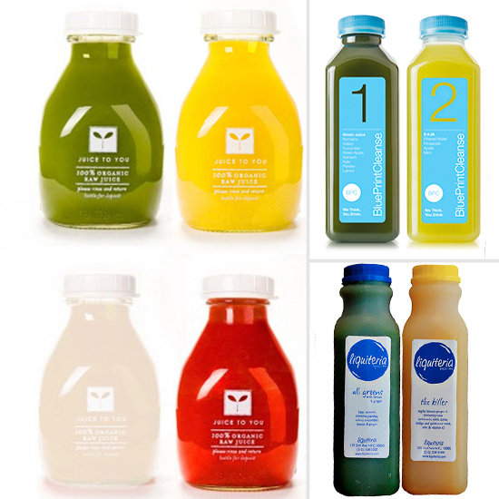 Dare to Detox? Sugar Editors Try 3 Popular Juice Cleanses