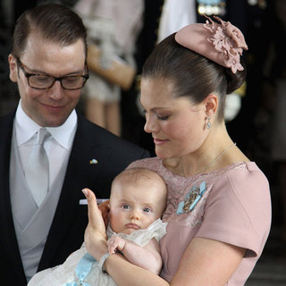 Sweden Princess Estelle Christening
