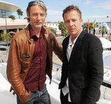 Mads Mikkelsen and Asger Leth