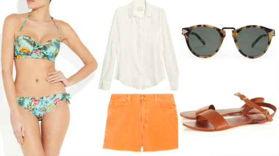 4 Stylish Outfits to Try Over the Long Memorial Day Weekend!