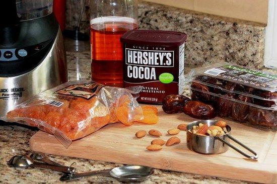 sacher, healthy, balls, dessert, snack