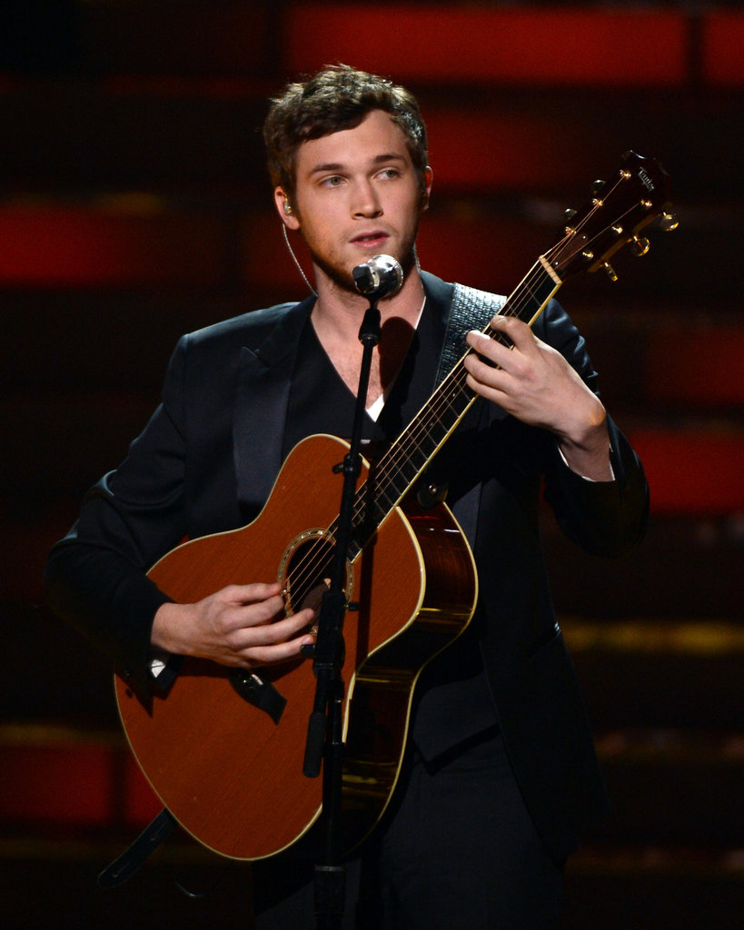 Phillip Phillips Is America's New Idol