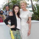 Kristen Stewart in Balenciaga in Cannes