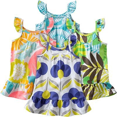Carter&#039;s Printed Baby Tunic ($10)
