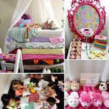 Elaena's Fairy-Tale Princess and the Pea Pajama Party