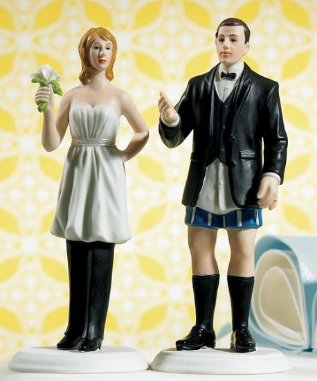 """""""Funny"""" Cake Toppers"""