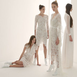 First Look at Lover's White Magick Capsule Collection: Snoop  The Gorgeous Lace-Filled White Dress Look Book