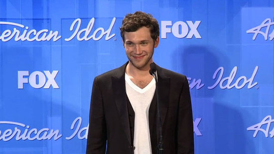 "Video: Idol Phillip Phillips — ""Did I Think I Was Going to Win? No!"""
