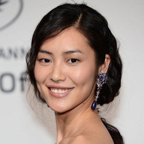 Liu Wen at the Chopard Mystere Party
