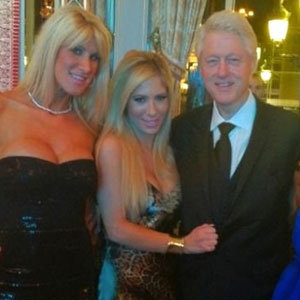 Bill Clinton and Porn Stars