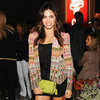 Jenna Dewan Ikat Blazer
