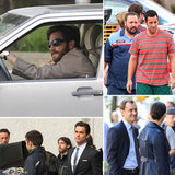 Jake Gyllenhaal, Matt Bomer, and More Stars on Set!