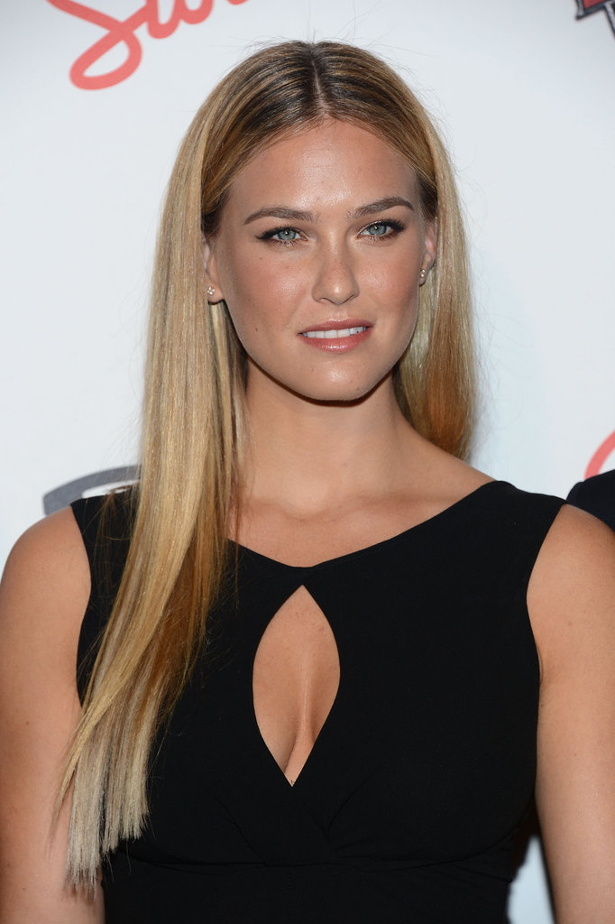 Bar Refaeli took to the red carpet at the annual Maxim Hot 100 List party.