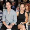 Jennifer Lawrence Nicholas Hoult Monaco Fashion Show