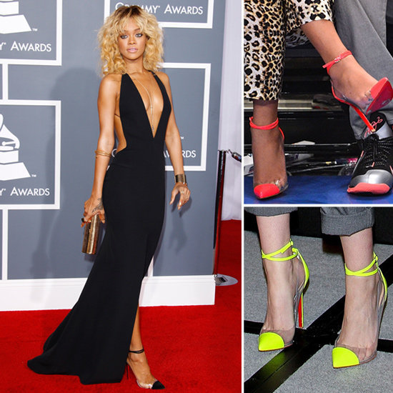 See the celebs obsessed with these must-have Louboutins.
