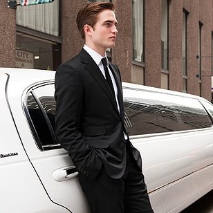 Gucci Dressed Robert Pattinson For Cosmopolis Movie