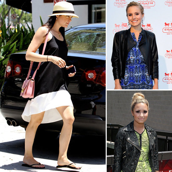 Lusting after a piece you saw on your favorite celeb? Get all the shopping info here!