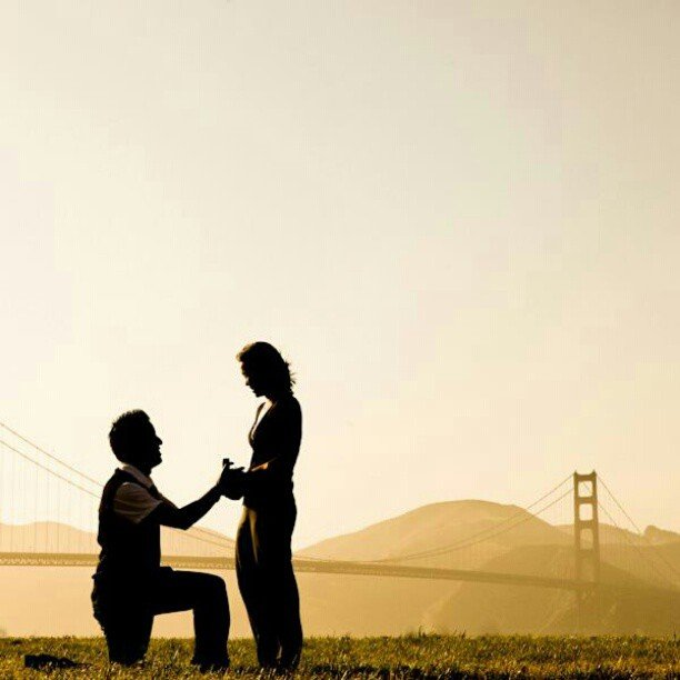 Picturesque Proposal