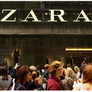 Zara To Open Westfield Bondi Junction Sydney Store: In The Old Borders Store!