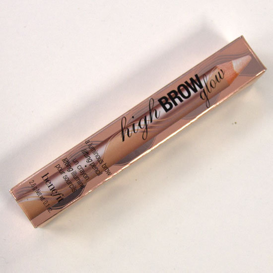 We Road-Test Benefit's New Champagne Gold Brow Lifting Pencil