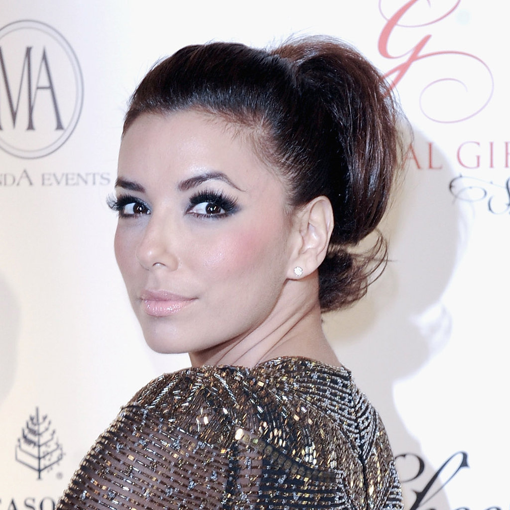 Eva Longoria at the Global Gift Gala