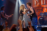 Julianne Hough and Diego Boneta in Rock of Ages. Photos courtesy of Warner Bros.