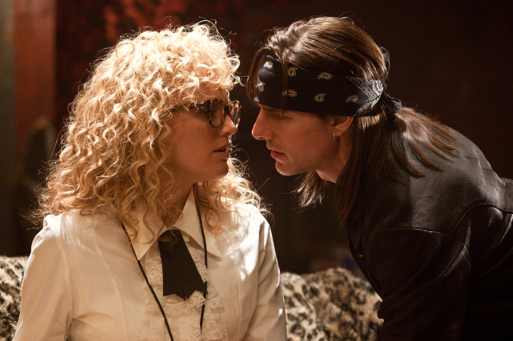 Malin Akerman and Tom Cruise in Rock of Ages. Photos courtesy of Warner Bros.