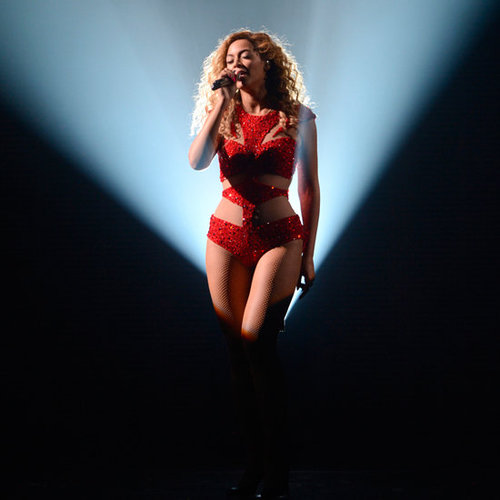 Beyonce Concert Atlantic City Video Footage
