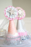 Sugar Bug Boutique Bows Lindy Tea Party Hat