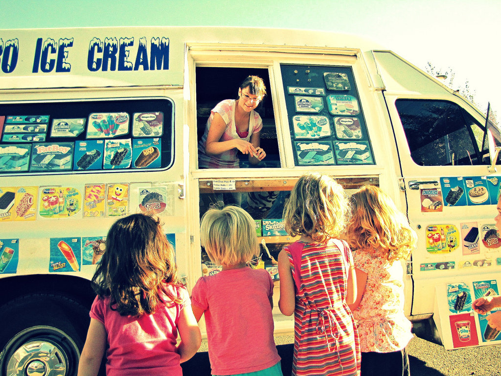 It's Ice Cream Truck Season! The Inside Scoop on 9 of Our Favorite Sweet Treats