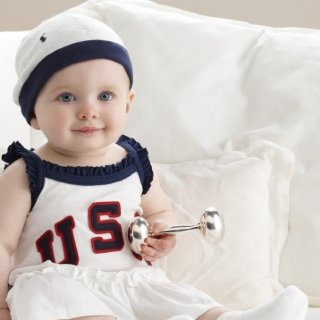 Ralph Lauren Kids Olympic Gear