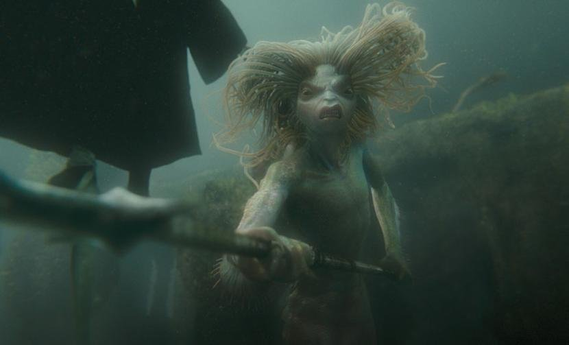 Merpeople in Harry Potter